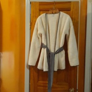 Sonoma Plush Belted Terry Robe